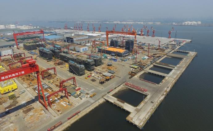 天津港保稅區出臺新政承接北京海洋產業