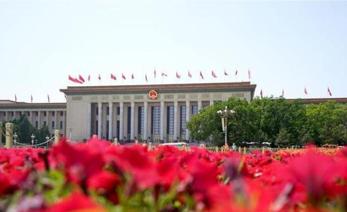 各省份全国人大代表陆续返程:部分代表团在会议闭幕当晚离京