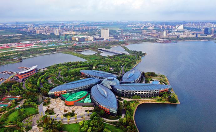 朱芝松代表:臨港新片區將以頂尖科學家論壇推動研發中心落戶