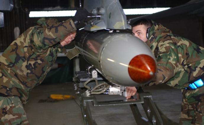 兵韜志略|德國不愿做核炮灰,美歐對核武器部署分歧升級