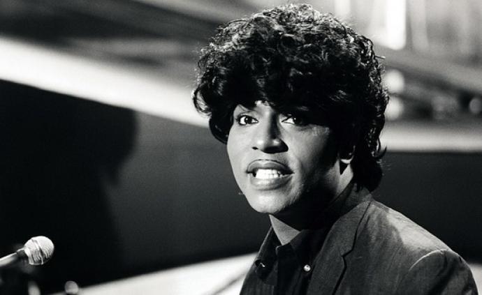 纪念|Little Richard:摇滚华丽篇章的开创者