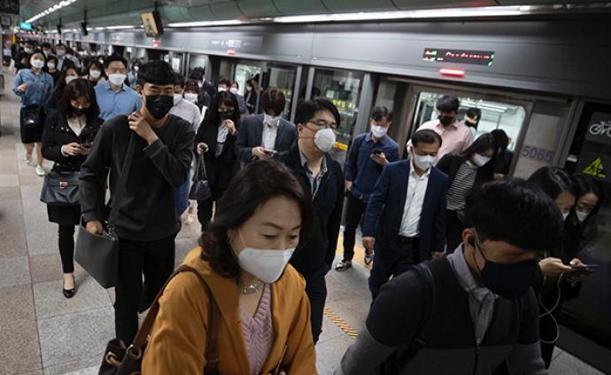 韓國新增27例新冠肺炎確診病例,其中21例來自首都圈地區