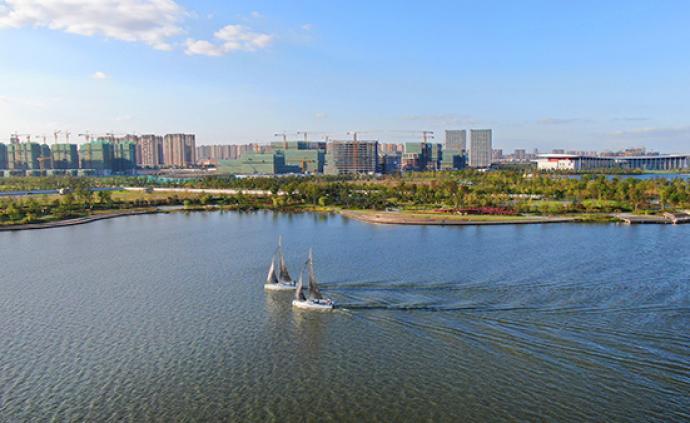 崛起長三角核心區,通州灣示范區管委會主任談了四個維度