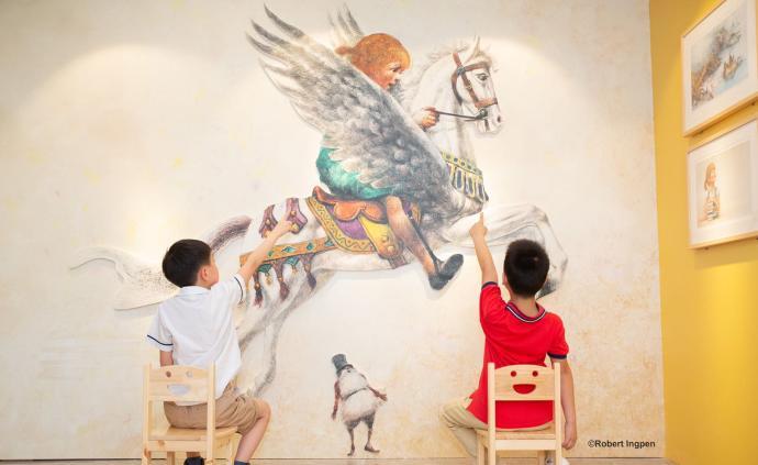 六一兒童節|世界插畫大展:用童話為上海點亮溫暖色彩