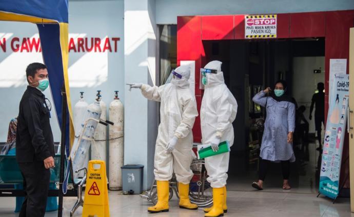 印度新增新冠肺炎確診病例8380例,累計確診超18萬
