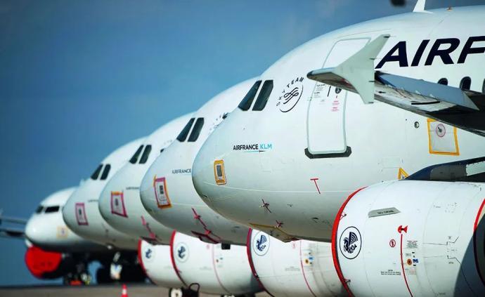疫情重創全球航空業