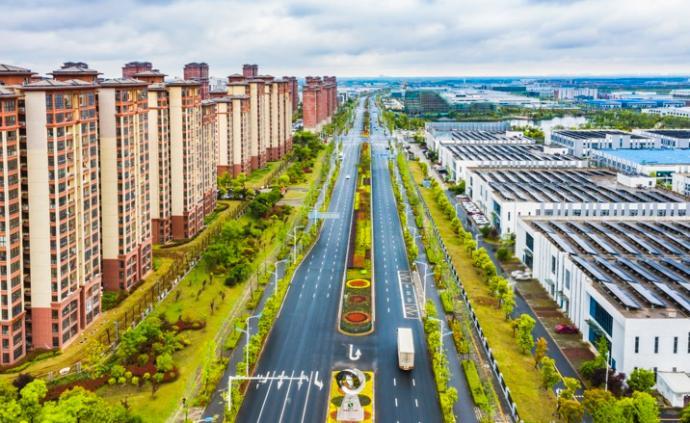 活力長三角?|一體化發展讓滁州便捷融入南京、蘇錫常都市圈