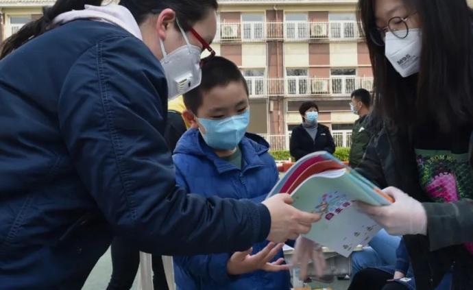 北京:小學一二三年級近期很快開學,下學期不會提前開學