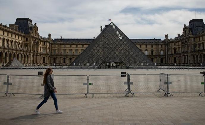 盧浮宮7月6日重開,館長預計參觀人數將下降七成
