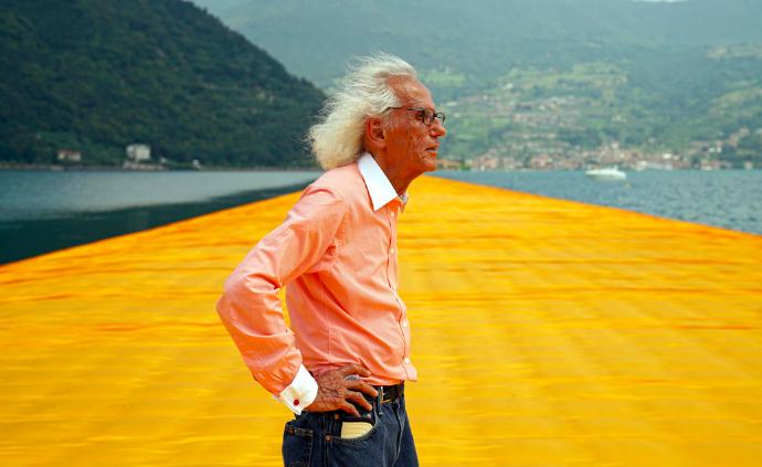大地藝術家克里斯托辭世:他包裹過德國國會,還要包裹凱旋門