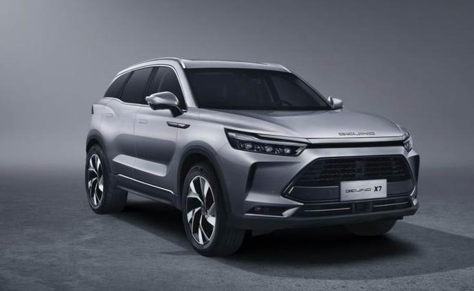 BEIJING汽車首款全新車型即將上市,高管揭秘誕生之路