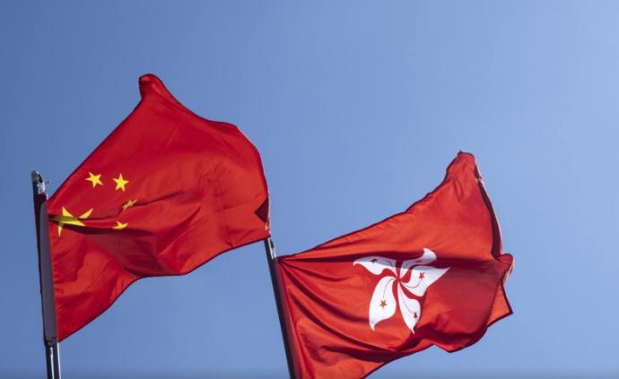 港澳辦:謊言恫嚇動搖不了中國人民維護國家安全的決心和意志