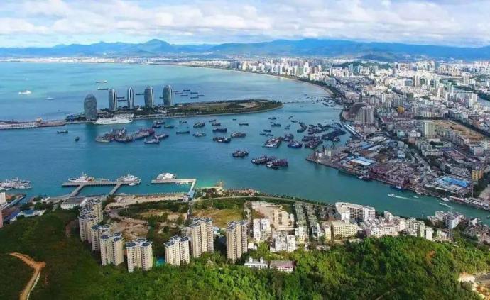 中共中央、國務院印發《海南自由貿易港建設總體方案》
