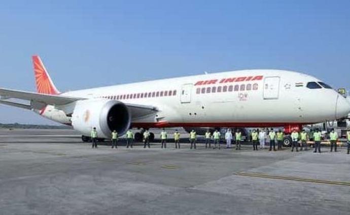 一名机组人员新冠检测呈阳性,印度飞往莫斯科撤侨飞机折返