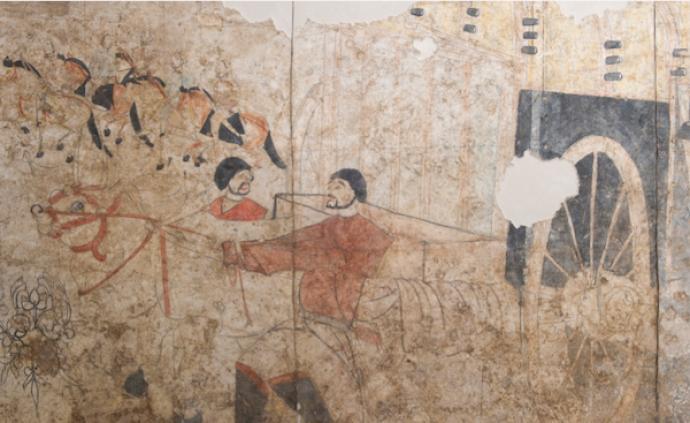 一周觀展指南|卡茨大展來到上海,北朝壁畫繼續延期