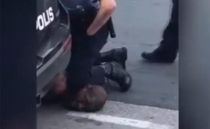 视频|140秒了解美国暴力示威始末