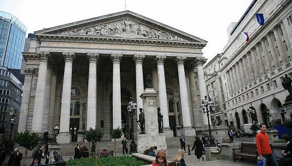 英格兰银行。 IC photo 图