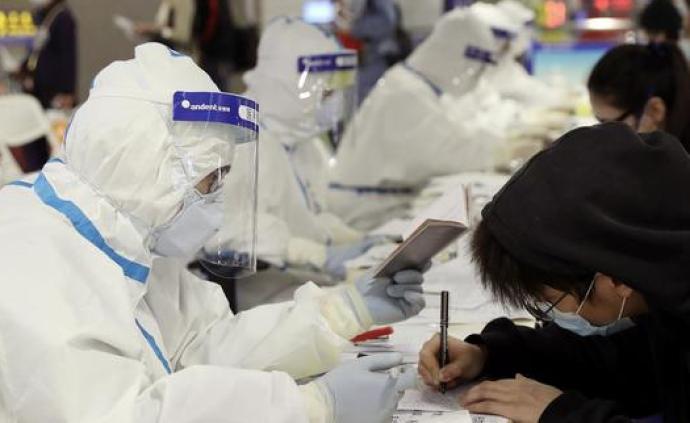 國家衛健委:昨日新增確診病例5例,均為境外輸入
