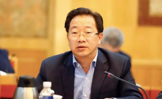 湖南省常德市人大常委會副主任譚本仲接受審查調查