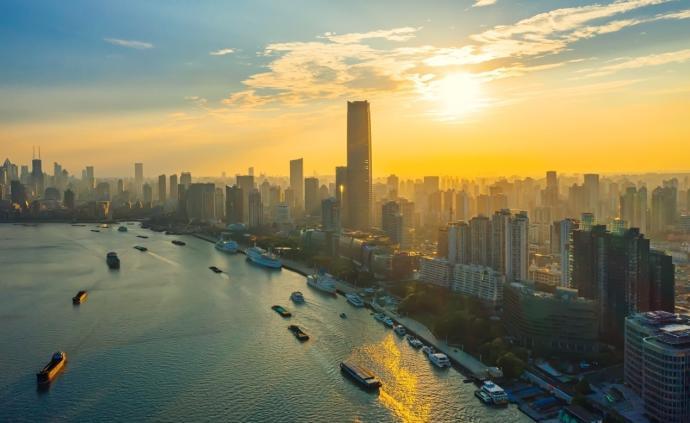 北外滩文化会客厅   李天纲:北外滩浓缩了上海近代史