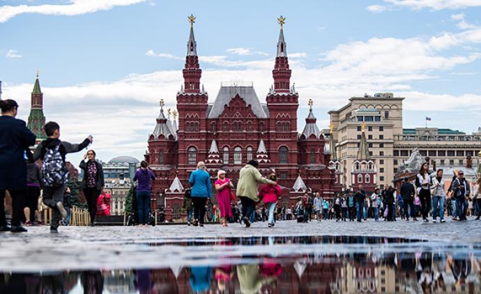 駐俄使館提醒廣大旅俄華商做好個人防護,保持社交距離