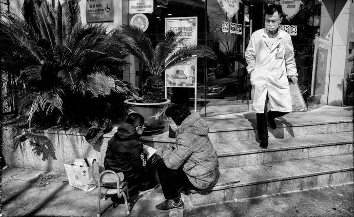 摄影记疫|雍和:上海呼吸(二)