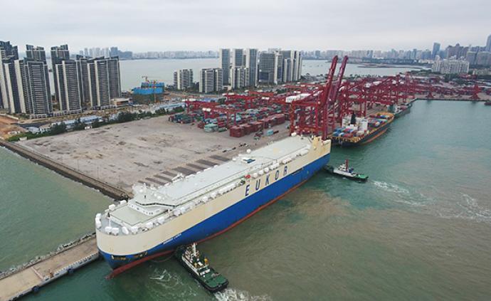 """疫情之下,海南自貿港建設如何""""先立后破""""?"""