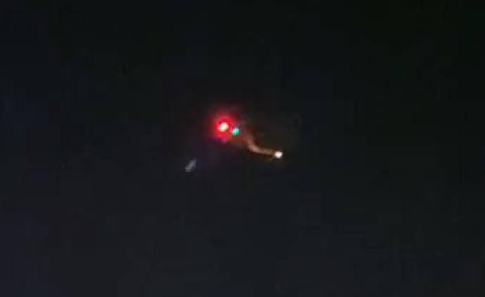 连线华盛顿|周末离白宫十街区都听到爆炸声,直升机彻夜盘旋