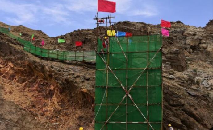 內蒙古搶救性修繕2000多年前秦長城,預計明年完工