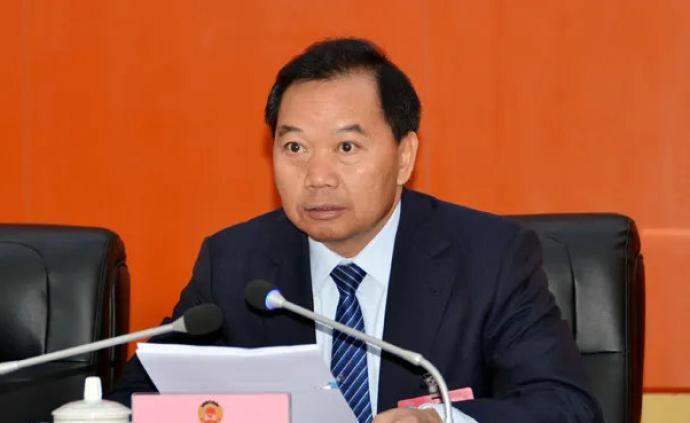 云南省文山州政協主席黎家松涉嫌嚴重違紀違法,已投案自首