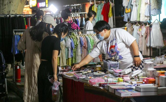 郑州:培育夜间经济,利用广场公园等设立市集和特色跳蚤市场