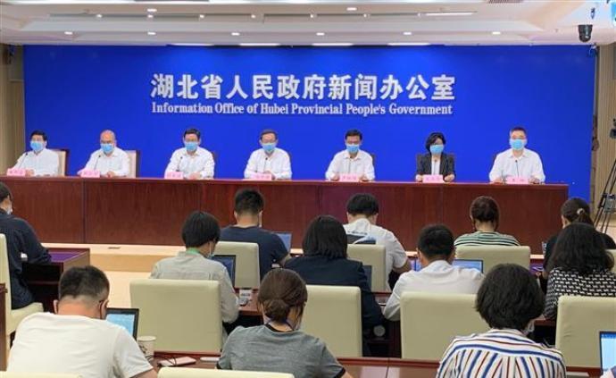武漢常務副市長:核酸檢測排查后,武漢人民實現心理上的解封