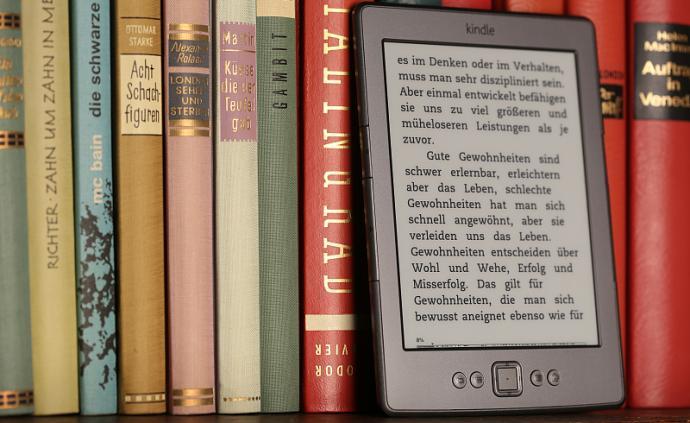 书业访谈录︱南大出版学系主任张志强:电子阅读的春天来了吗