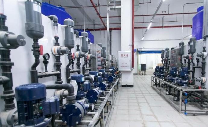 廣州污水處理能力達每日766萬噸,超過全市自來水供應總量