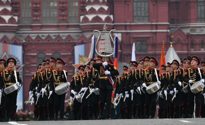 俄國防部:將邀請19國軍人參加俄羅斯今年閱兵