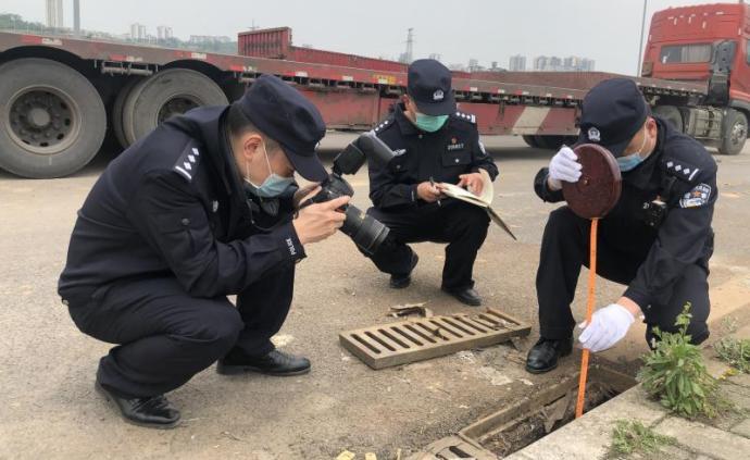 重慶4男子通過雨水管網偷排危廢嚴重污染長江支流,均被批捕