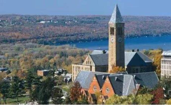 康奈爾大學呼吁美國續發留學簽證,逾兩千中國留學生就讀該校