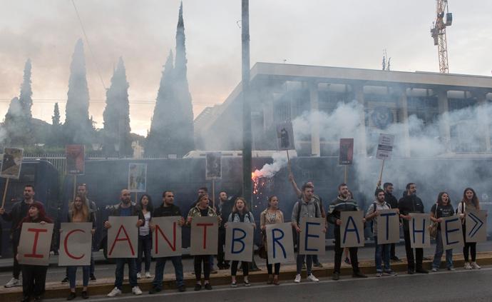 亞太歐美十余國爆發抗議,譴責美國警察種族主義與暴力執法