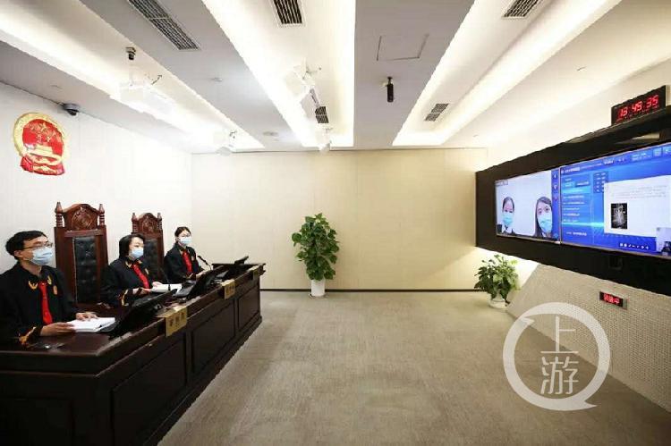 6月2日下午,北京互联网法院开庭审理了吴某诉爱奇艺公司网络服务合同纠纷一案。 北京互联网法院 图