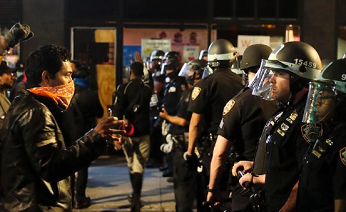 美国黑人运动|贯穿美国黑人历史的种族资本主义与警察暴力