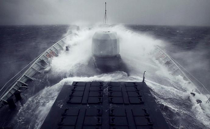 辽宁海事局:渤海海峡将进行实弹射击,6月5日至10日禁航