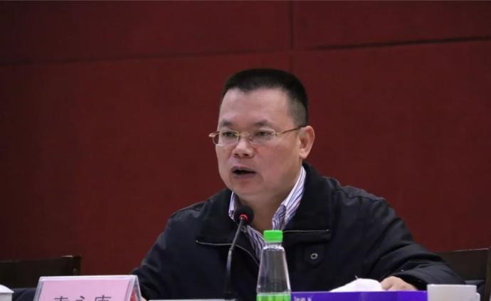 當選中山市政協副主席8天后,袁永康被查