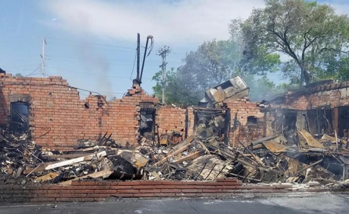 美国历史最悠久的科幻独立书店在骚乱中被毁