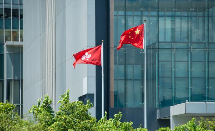 韩正听取林郑月娥对香港特区维护国家安全立法问题的意见