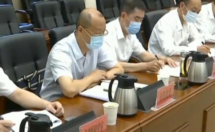 國務院聯防聯控機制聯絡組推動武漢市繼續做好核酸檢測工作