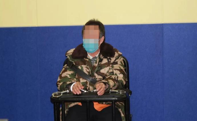 山西警方抓获39年前持铁锤打死妻子逃犯