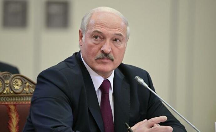白俄罗斯总统卢卡申科解散政府