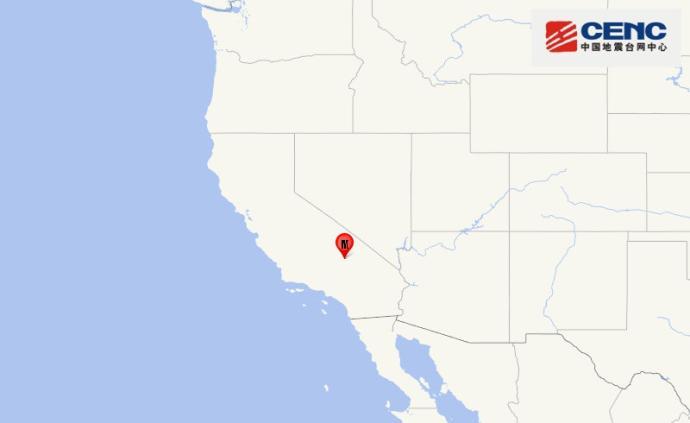 美國加州發生5.5級地震,震中200公里內有4座大中城市