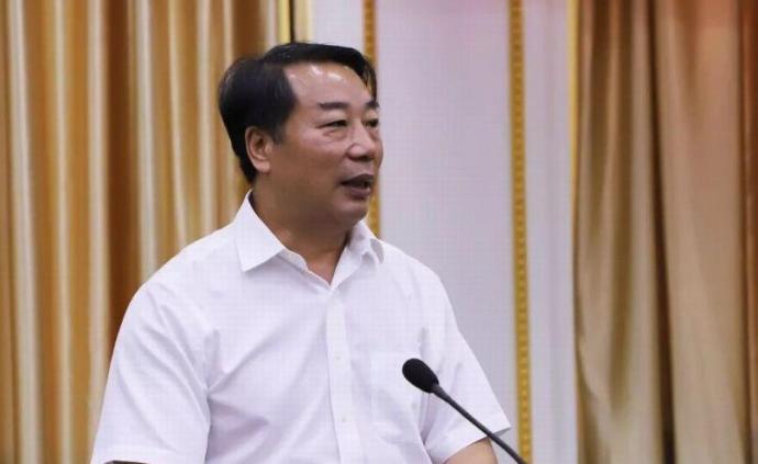 河南许昌市副市长赵庚辰升任省住建厅长