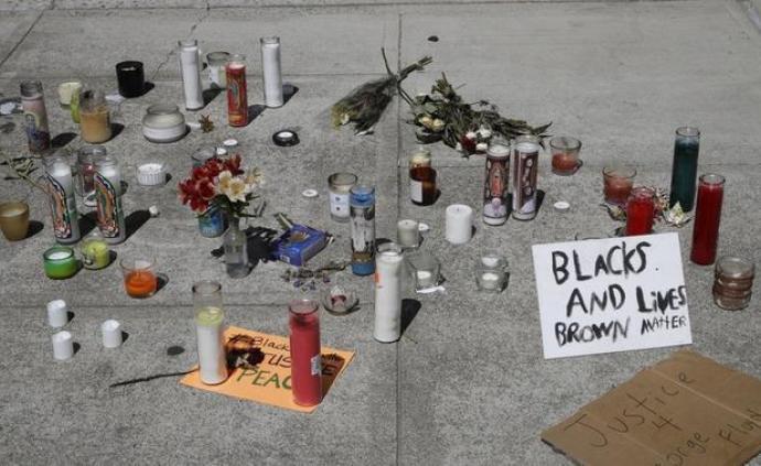美國加州一男子攜帶錘子被誤認為手槍,遭警察射殺